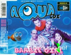 Cover Album of AQUA - BARBIE GIRL