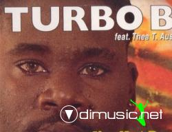 Cover Album of TURBO B. FEAT. THEA T. AUSTIN - I'M NOT DEAD (1991)