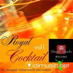 Cover Album of Royal Cocktail Vol. 1 (2009)