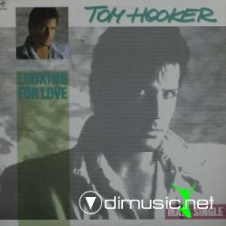 TOM HOOKER - LOOKING FOR LOVE (VINIL - 1986)
