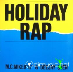 MC MIKER G & DJ SVEN - HOLIDAY RAP