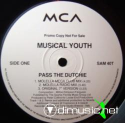 MUSICAL YOUTH - PASS THE DUTCHIE (1994)
