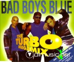 BAD BOYS BLUE - THE TURBO MEGAMIX VOL. 01 (1998) (192 KBPS)