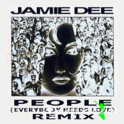 JAMIE DEE - PEOPLE (EVERYBODY NEEDS LOVE) (REMIXES) (1994) (192 KBPS)
