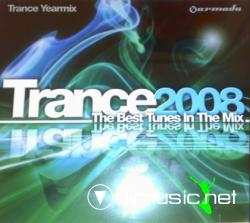 Trance Yearmix 2008: The Best Tunes In The Mix (2008)