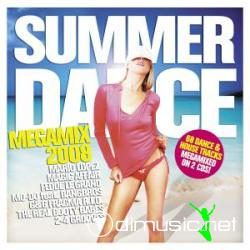 VA-Summer Dance Megamix 2008 -2CD-SYNDIKAT (2008)