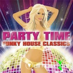 VA-Party Time Funky House Classics (2008)