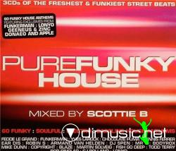 VA-Pure Funky House (Mixed by Scottie B) (2008)