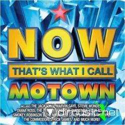 Cover Album of Now That's What I Call Motown  2009