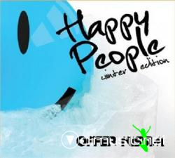 Happy People Winter Edition (Mixed By Offer Nissim) (2008)