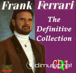 Frank Ferrari - The Definitive Collection CD ( 12 ORIGINAL ALBUMS)