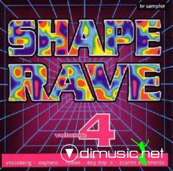 V.A.-Shape Rave Volume 4 (1996)