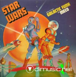 Meco - Star Wars And Other Galactic Funk 1977
