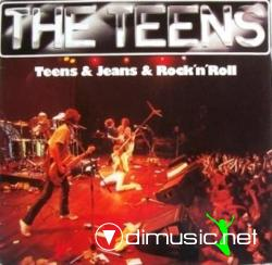 THE TEENS - Teens & Jeans & Rock'n'Roll