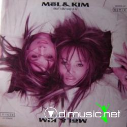 Cover Album of MEL & KIM - THAT'S THE WAY IT IS (REMIX) (1988) (128 KBPS)