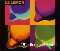 Cover Album of U2 - LEMON (1993) (128 KBPS)