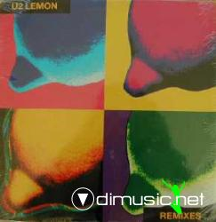 U2 - LEMON (REMIXES) (1993) (128 KBPS)