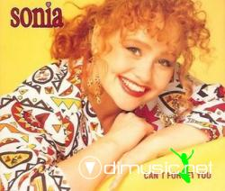 SONIA - CAN'T FORGET YOU (1989) (128 KBPS)