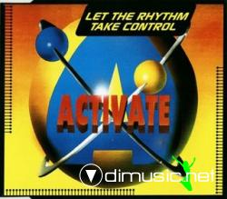 Cover Album of ACTIVATE - LET THE RHYTHM TAKE CONTROL
