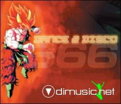 Cover Album of 666 - DANCE 2 DISCO (192 KBPS) (2000)