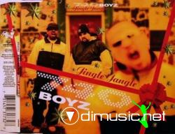 740 BOYZ - JINGLE JANGLE (192 KBPS) (1996)