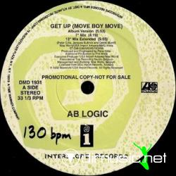 AB Logic - Get Up (Mixes)