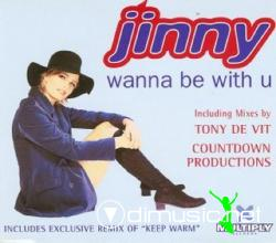 JINNY - WANNA B WITH U (REMIX)