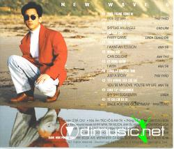 Cover Album of NEW WAVE 6 (1994)