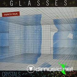 Glasses - Crystals (12'')