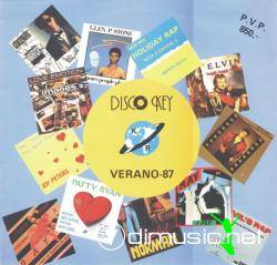 Disco Key Verano Mix