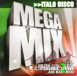 Cover Album of Italo Disco Mega Mix 2006