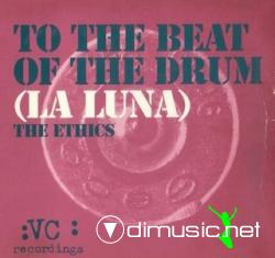 Cover Album of THE ETHICS - TO THE BEAT OF THE DRUM (12' VINIL - 1995) (320 KBPS)
