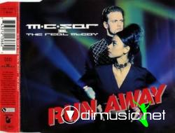 Cover Album of MC SAR & THE REAL MCCOY - RUN AWAY