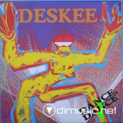 Cover Album of DESKEE - DANCE. DANCE (12' VINIL - 1990) (128 KBPS)