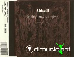 ABIGAIL - LOSING MY RELIGION (1993) (128 KBPS)