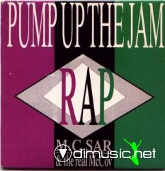 MC SAR & THE REAL MCCOY - PUMP UP THE JAM RAP (1989)