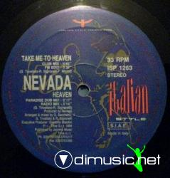 NEVADA - TAKE ME TO HEAVEN (12' MAXI - 1994) (VBR