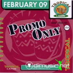 Promo Only Tropical Latin february 09