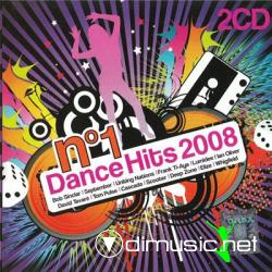 Cover Album of No1 Dance Hits 2008