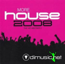 VA-More House 2008 The Hit-Mix Part 2