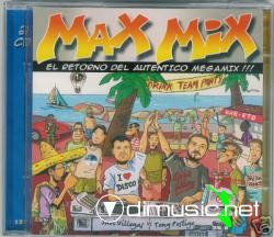 VA - I Love Max Mix Vol.1 (2007)