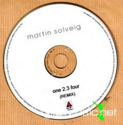 Martin Solveig - One 2.3 Four Remixes - Promo CDM - 2008