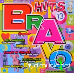 Cover Album of V.A. - Bravo Hits 13 - 1996