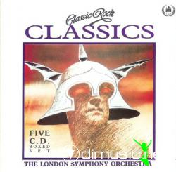 The London Symphony Orchestra - Classic Rock Classics
