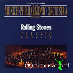 The Munich Philharmonic Orchestra - Plays Rolling Stones Classic