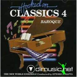 Ettore Stratta & The New World Ensemble - Hooked On Classics Vol.4: Baroque
