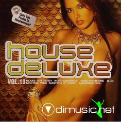 Cover Album of House Deluxe Vol.13
