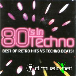 "80"" The Best Of Retro Hits V/s Techno Beat"