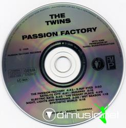 The Twins - 1981 - Passion Factory