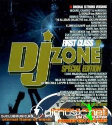 DJ Zone First Class 10 2CD (2008)